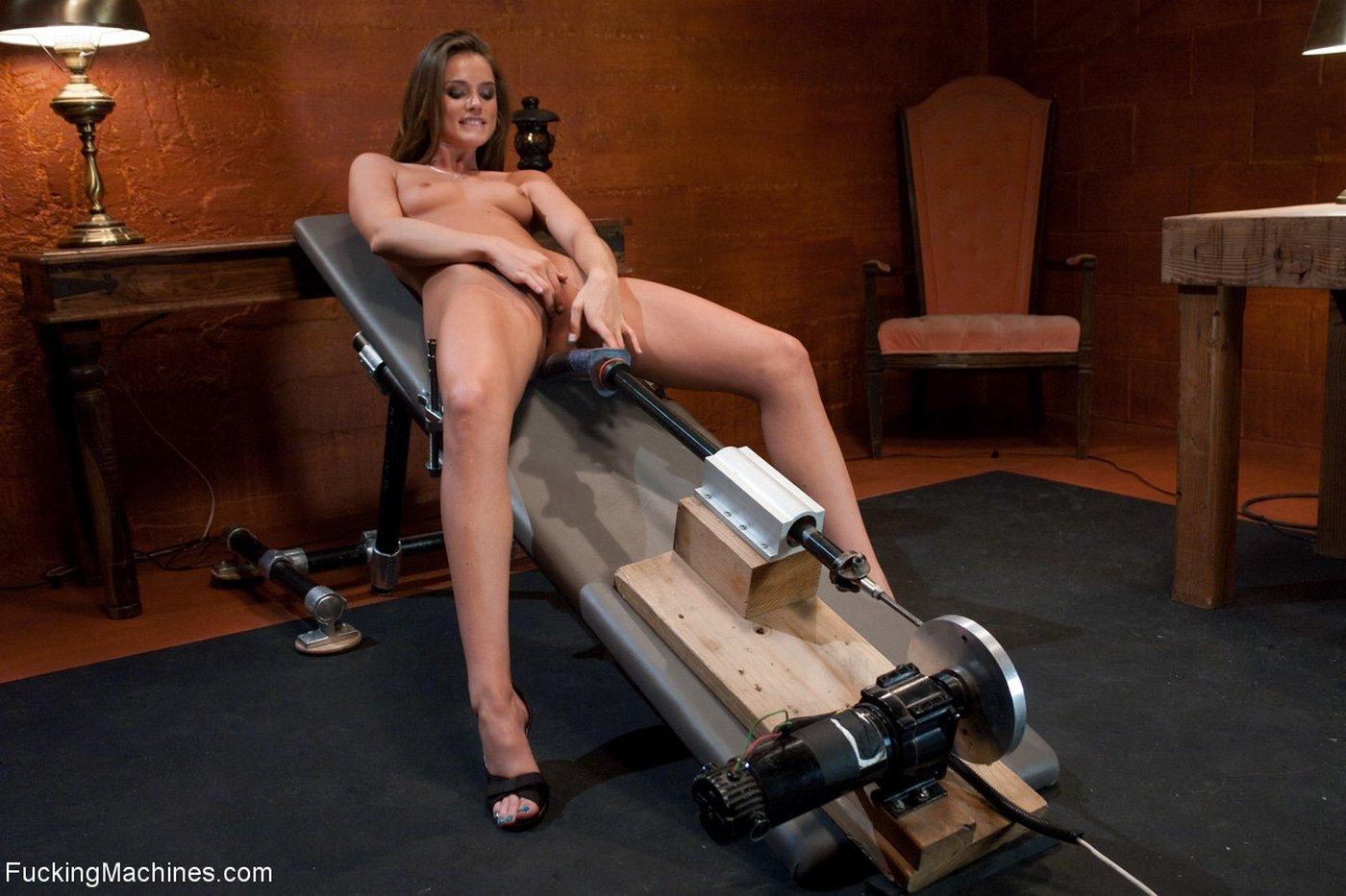 сделал секс машину для царицы - 6