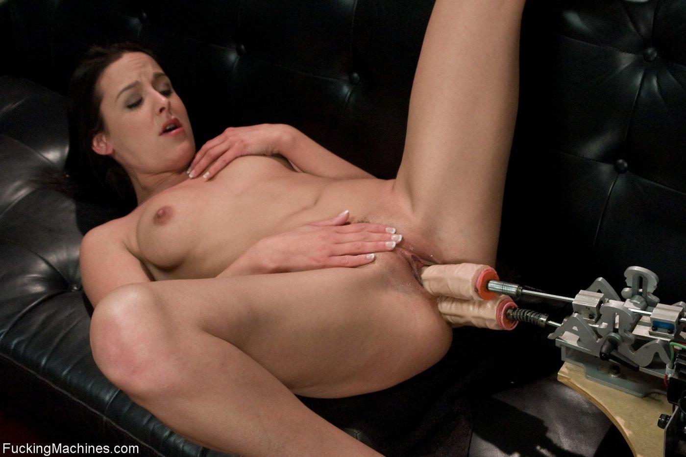 роуз мокрый оргазм от секс машины родную