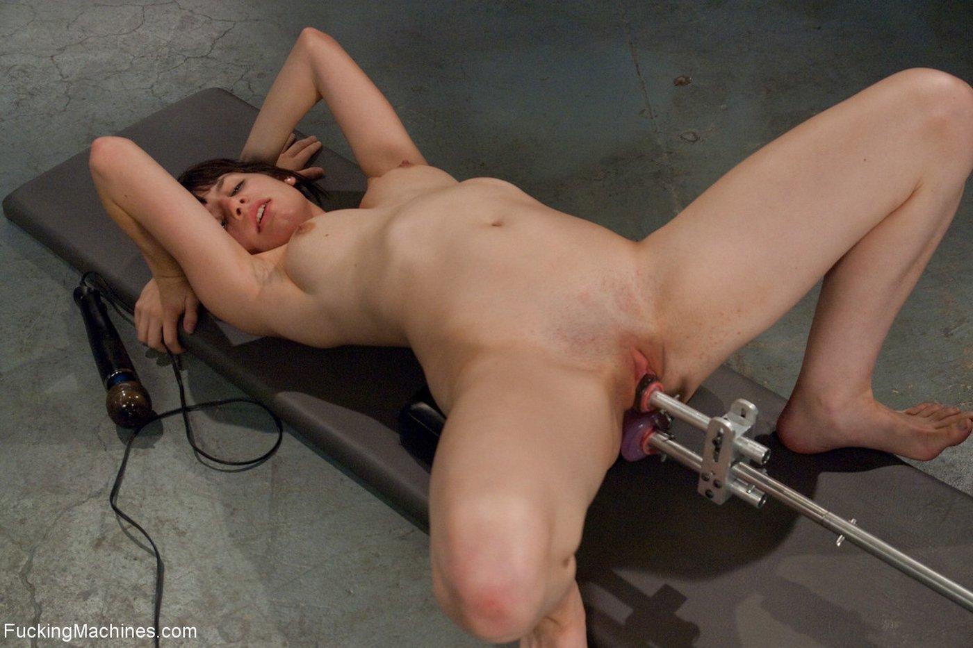 испытание секс машиной хорошее качество - 4