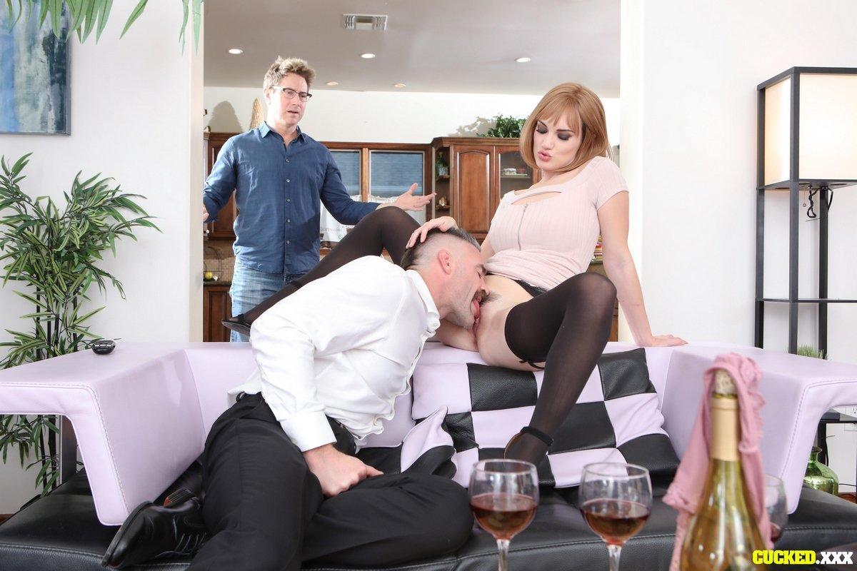 Сургута пригласила домой любовника спермы фото